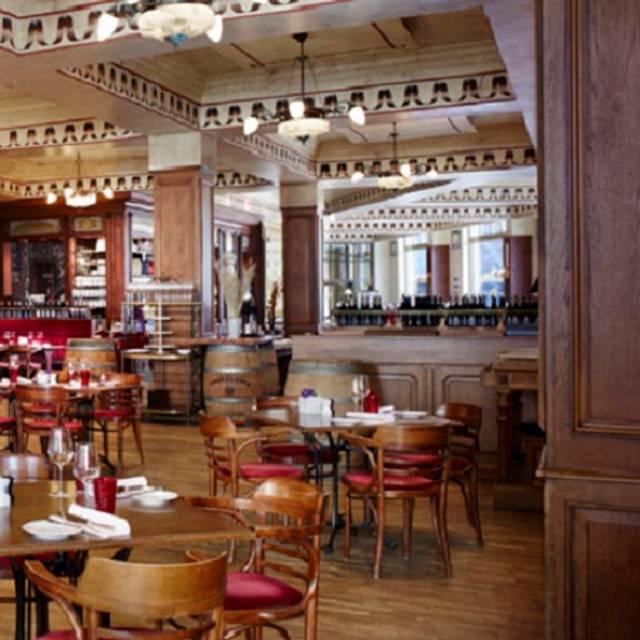 Brasserie Desbrosses im The Ritz-Carlton, Berlin, Berlin