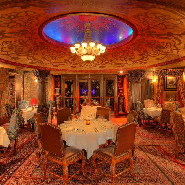 Foundation Room House of Blues New Orleans Restaurant - New ...