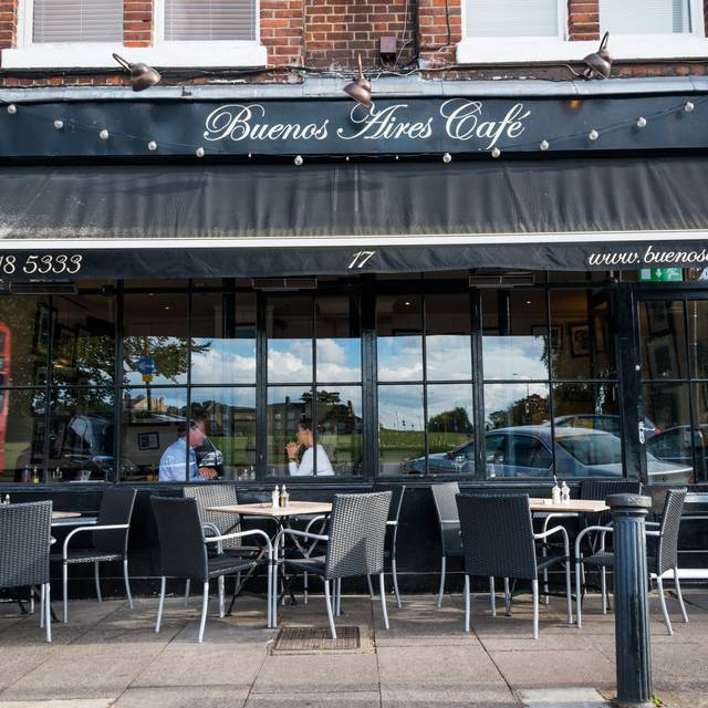 Buenos Aires Cafe - Blackheath, London