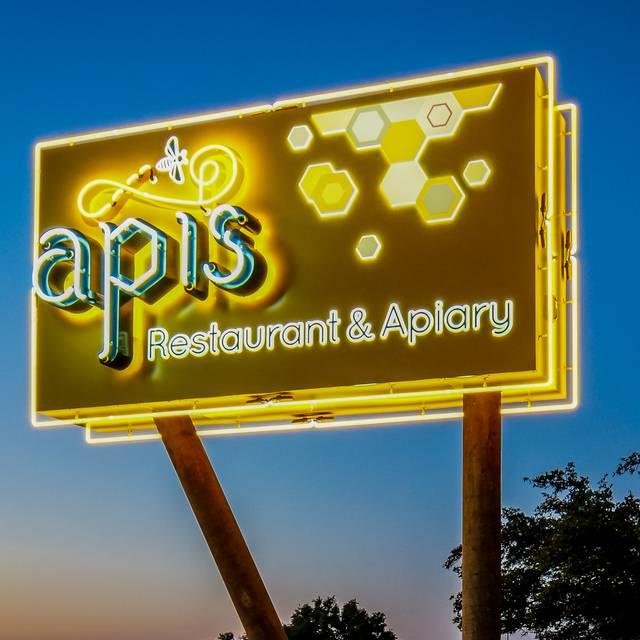 Apis Restaurant, Spicewood, TX
