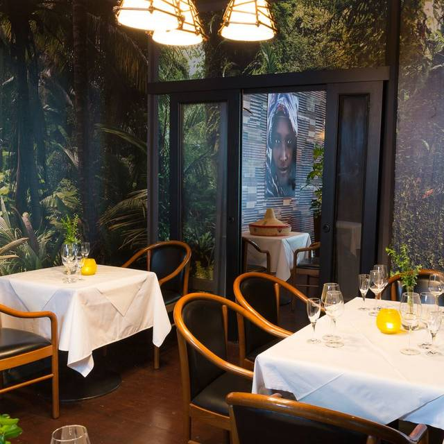 Demera Restaurant, Frankfurt am Main, HE
