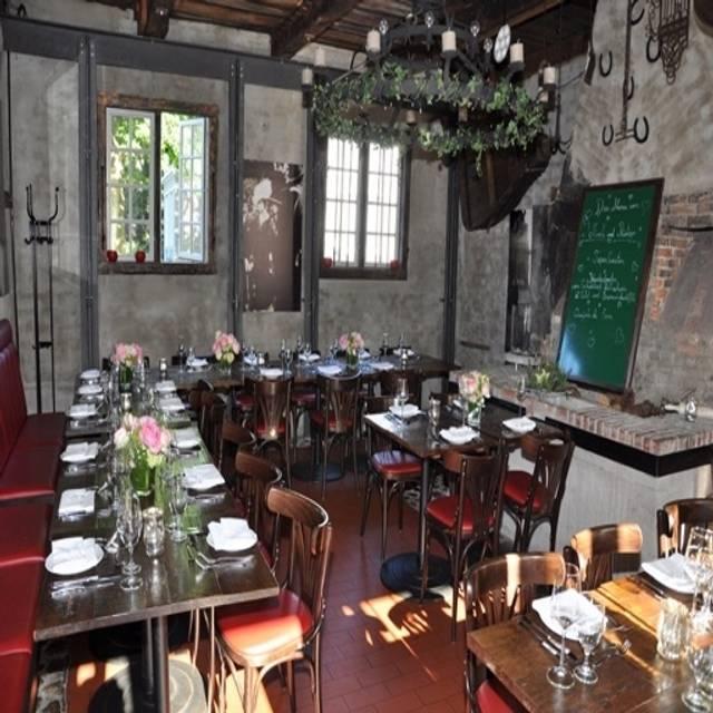 Country Kitchen Hamburg Speisekarte