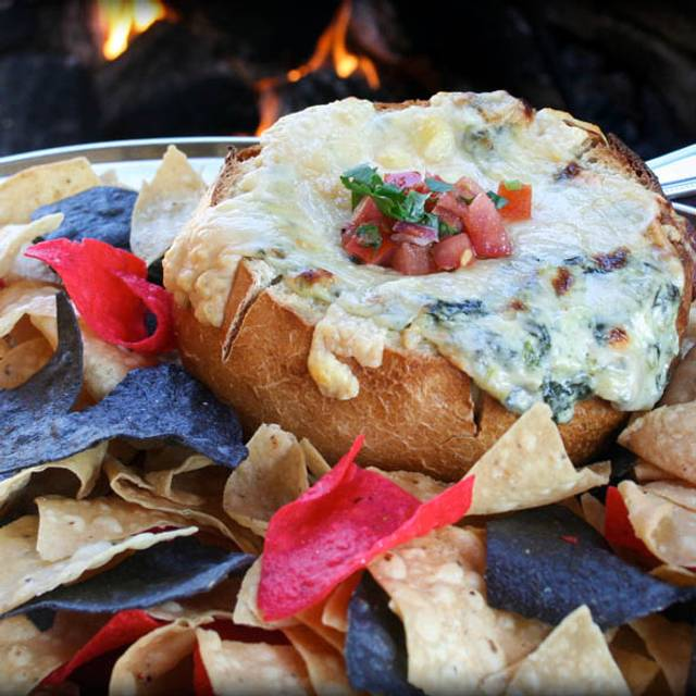 Spin Dip - Saddle Ranch Chop House - Universal, Universal City, CA