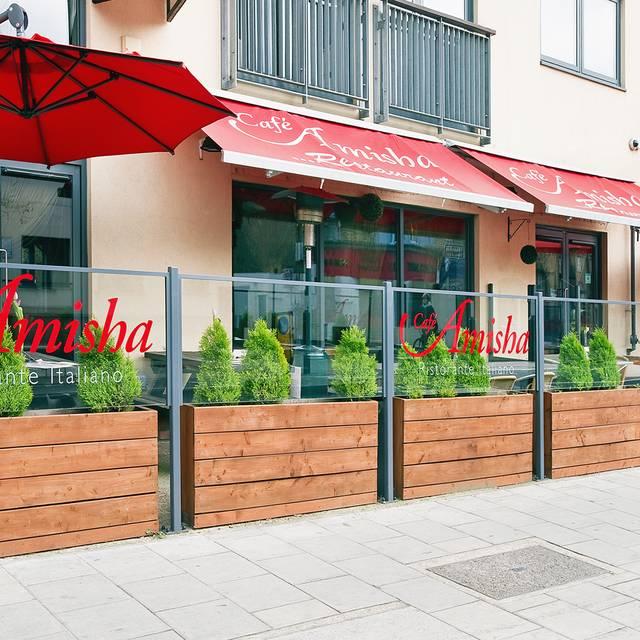 Café Amisha, London