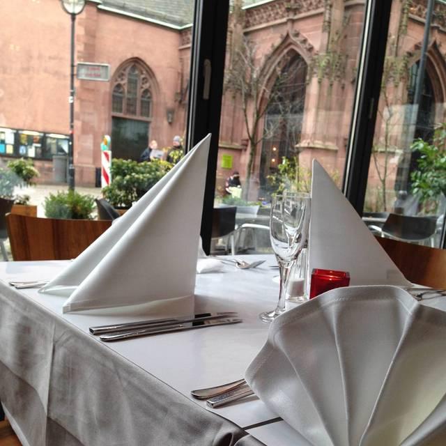 Cucina delle Grazie, Frankfurt am Main, HE