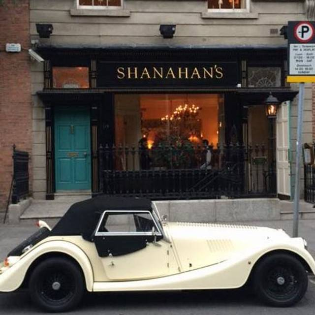 Shanahan's on the Green, Dublin, Co. Dublin