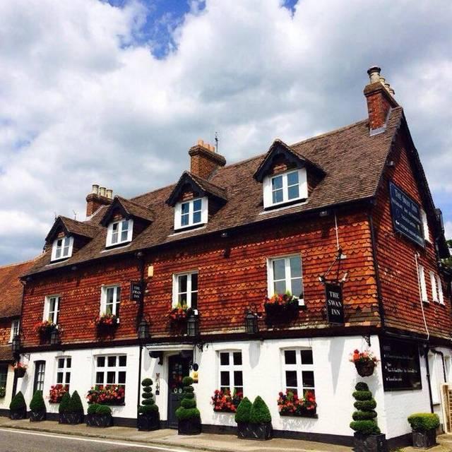 The Swan, Chiddingfold, Surrey