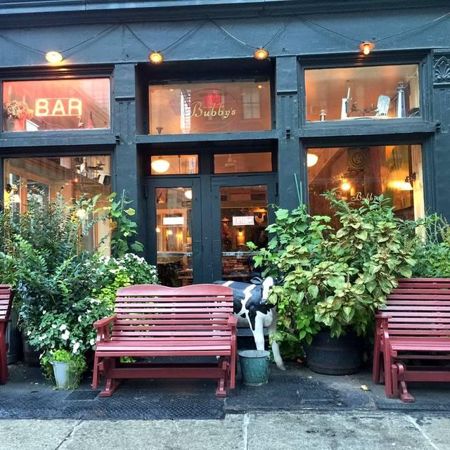 Bubby S Tribeca Restaurant New York Ny Opentable