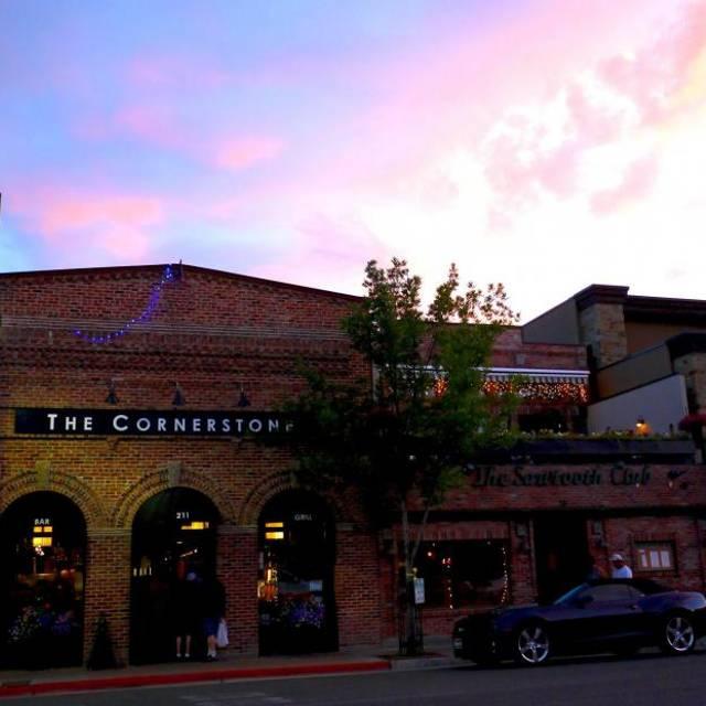 Cornerstone Bar and Grill, Ketchum, ID