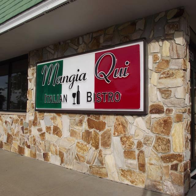 Mangia Qui Italian Bistro, Virginia Beach, VA