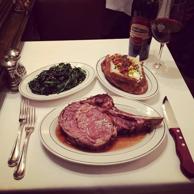 smith & wollensky - new york restaurant - new york, ny | opentable