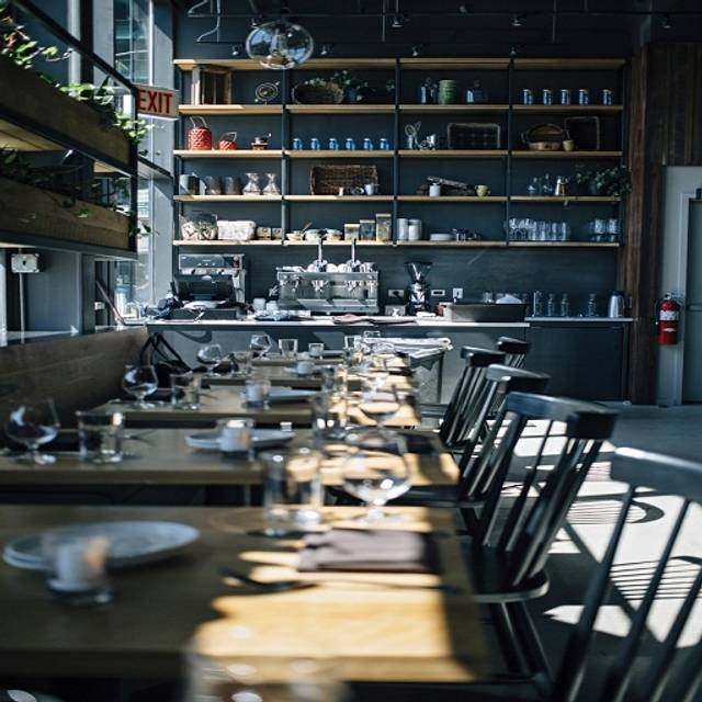The promontory restaurant chicago il opentable for 0pen table chicago
