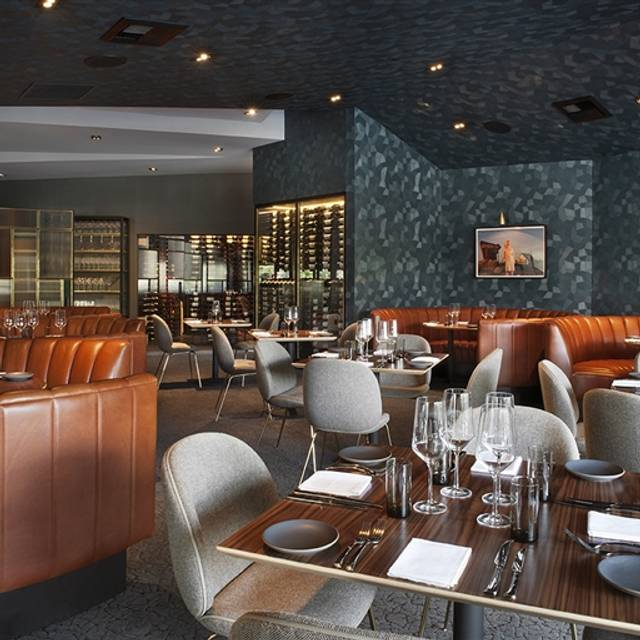 Hisaya Los Angeles: Nick & Stef's Steakhouse