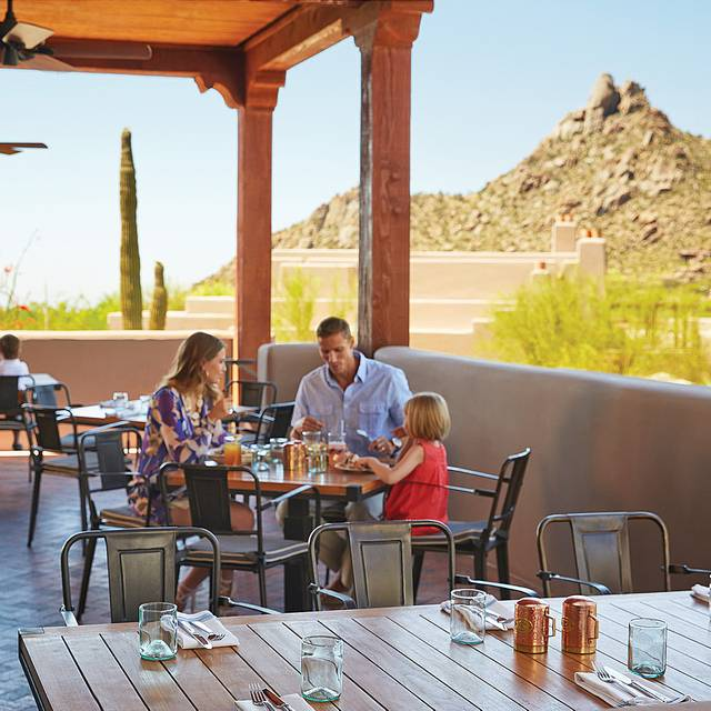 Patio - Proof at The Four Seasons Resort Scottsdale, Scottsdale, AZ