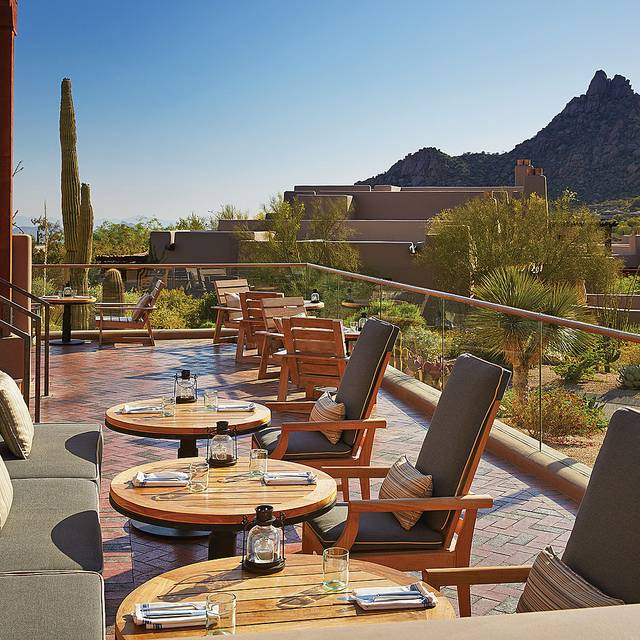 Proof Patio - Proof at The Four Seasons Resort Scottsdale, Scottsdale, AZ