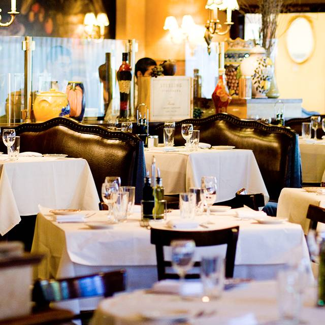 Main Dining Room - Carlucci - Rosemont, Rosemont, IL