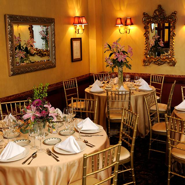 Siena Private Room - Carlucci - Rosemont, Rosemont, IL