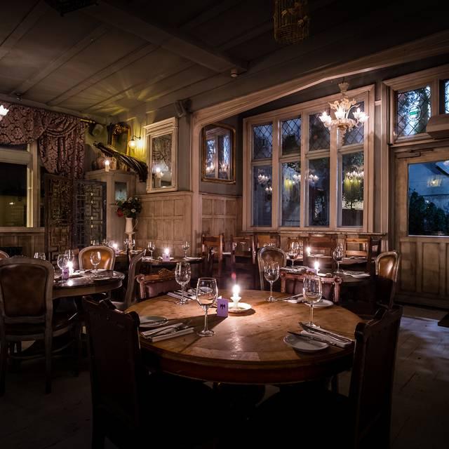 Kensal Green Restaurants