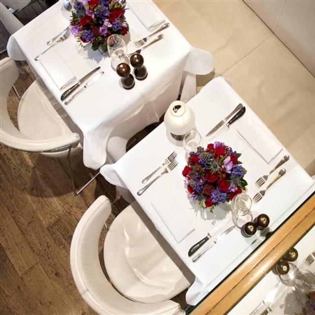 Marco Pierre White - London Steakhouse Company - Chelsea, London