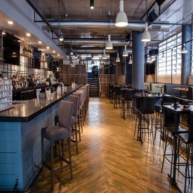 Highline bar lounge restaurant chicago il opentable for 0pen table chicago