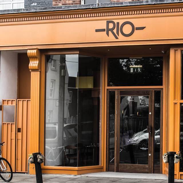 Rio Rodizio, Dublin, Co. Dublin
