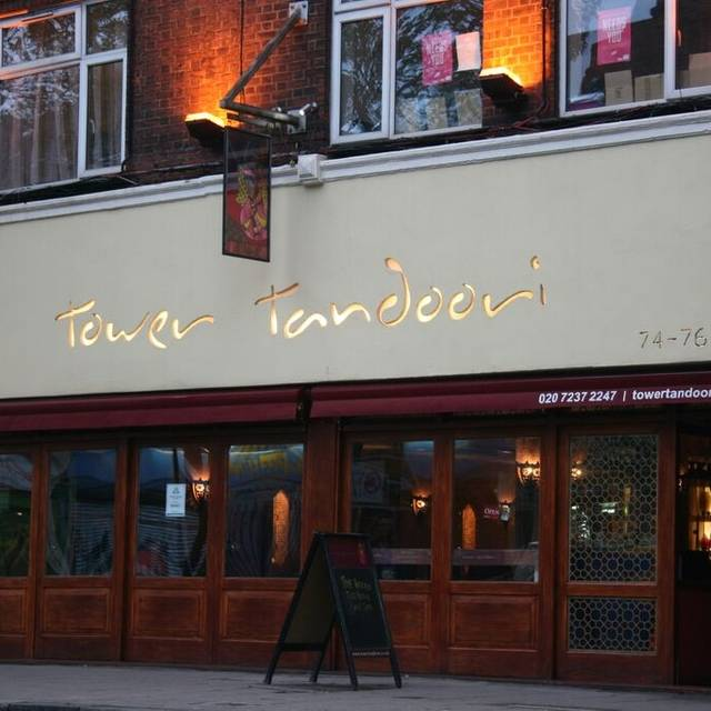 Tower Tandoori, London