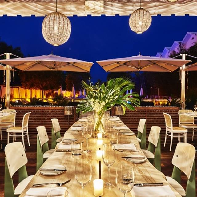 Nautilus cabana club restaurant miami beach fl opentable - Florida building code public swimming pools ...