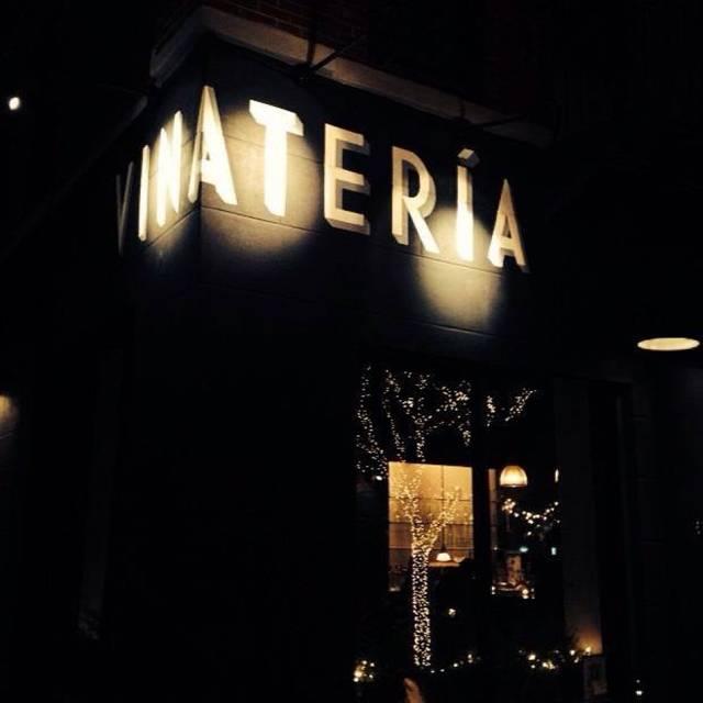 Vinateria, New York, NY