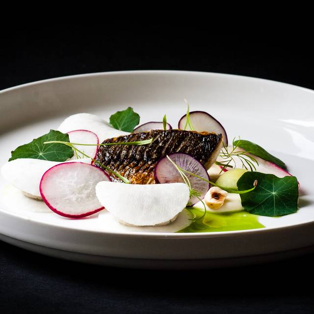 mackerel - New Chapter, Edinburgh