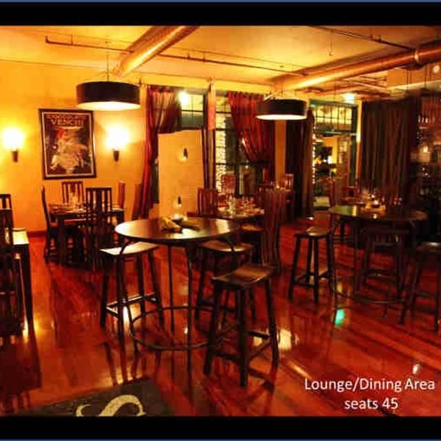Solare Ristorante Lounge, San Diego, CA