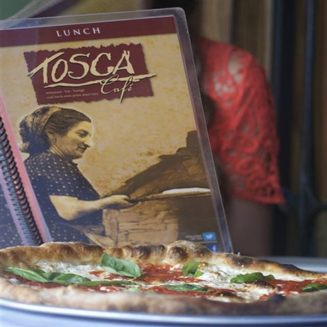 Tosca Cafe, New York, NY