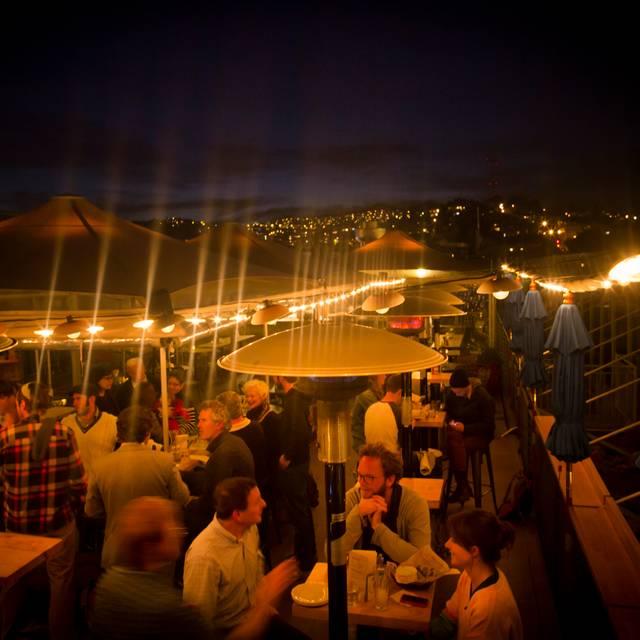 Rooftop Night - El Techo, San Francisco, CA