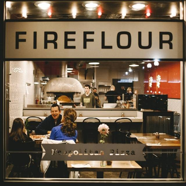 Fireflour Pizza, Bismarck, ND