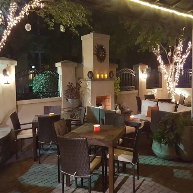 Zebra Restaurant, Charlotte, North Carolina