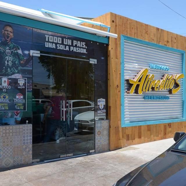 Mariscos Alfredito's, Hermosillo, SON