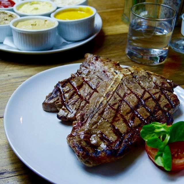 The Popeseye Steakhouse Highgate Hill, London