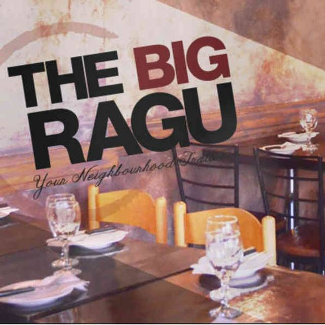 The Big Ragu, Toronto, ON