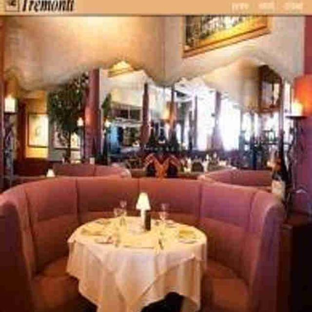 Tremonti Ristorante - Woodbridge Toronto, Woodbridge, ON