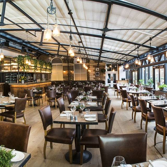 The refectory kitchen terrace restaurant york north for Terrace kitchen diner