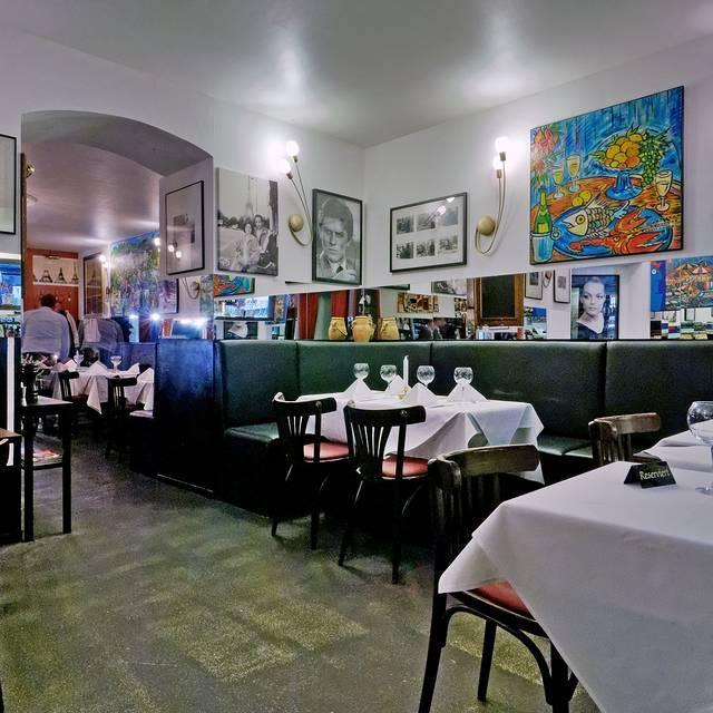 Cafe Sur Berlin Speisekarte