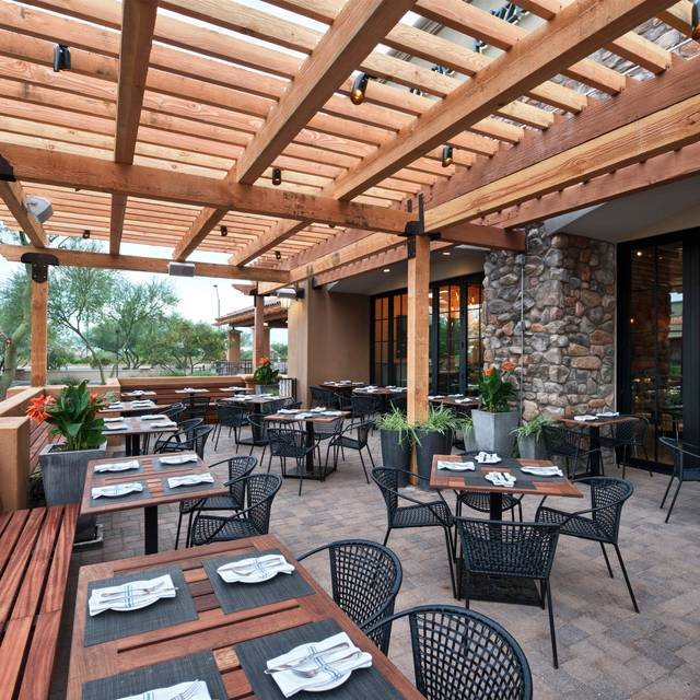 Patio - Local Bistro + Bar, Scottsdale, AZ
