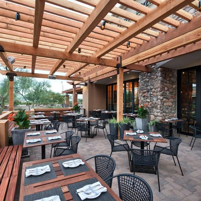 Patio Local Bistro Bar Scottsdale Az