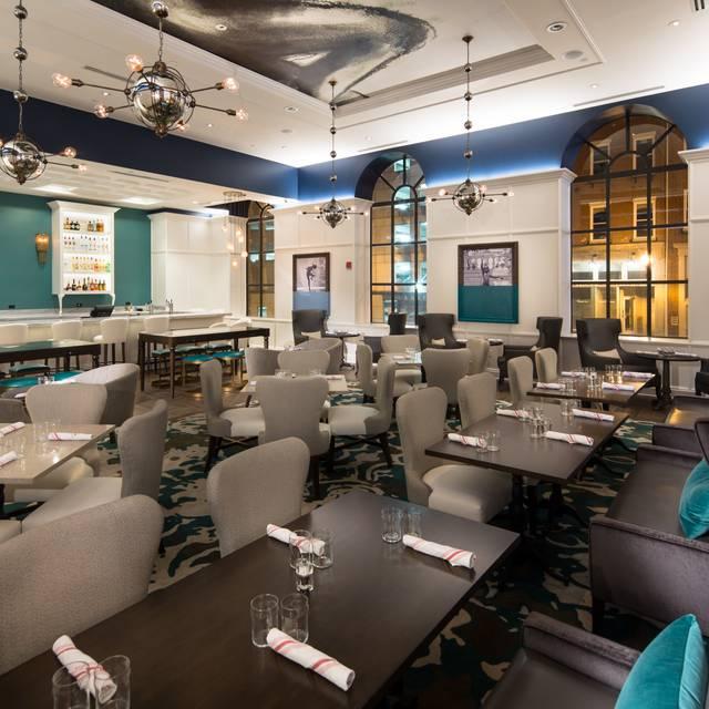 Poets Modern Cocktails & Eats @ Hotel Indigo Baltimore, Baltimore, MD