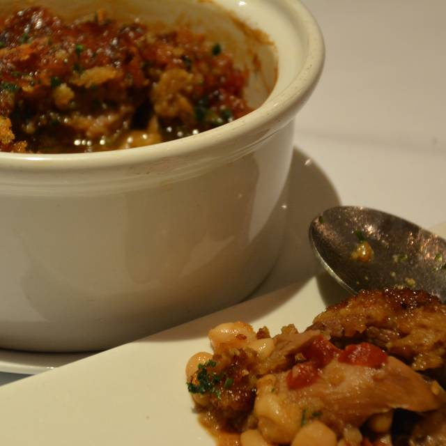 Cassoulet - Babette's Cafe, Atlanta, GA