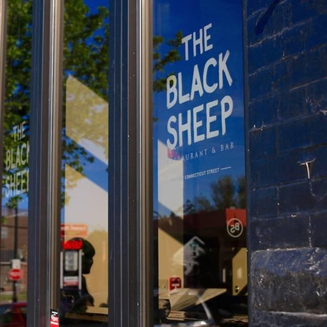 The Black Sheep Restaurant and Bar, Buffalo, NY
