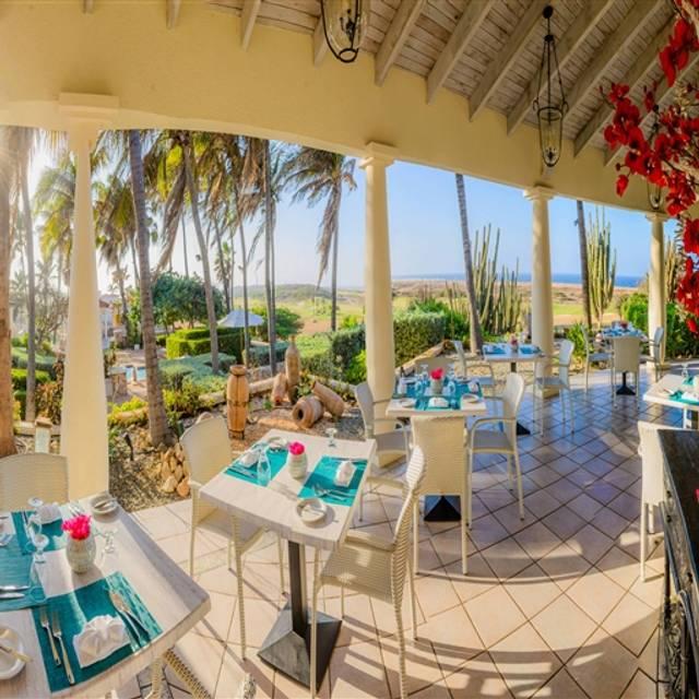 The Restaurant at Tierra del Sol, Noord, Aruba