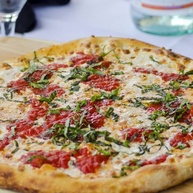 Margherita Pizza - Pazzo Restaurant, Red Bank, NJ