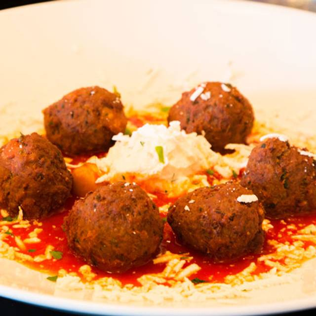 Polpette Damiano - Pazzo Restaurant, Red Bank, NJ
