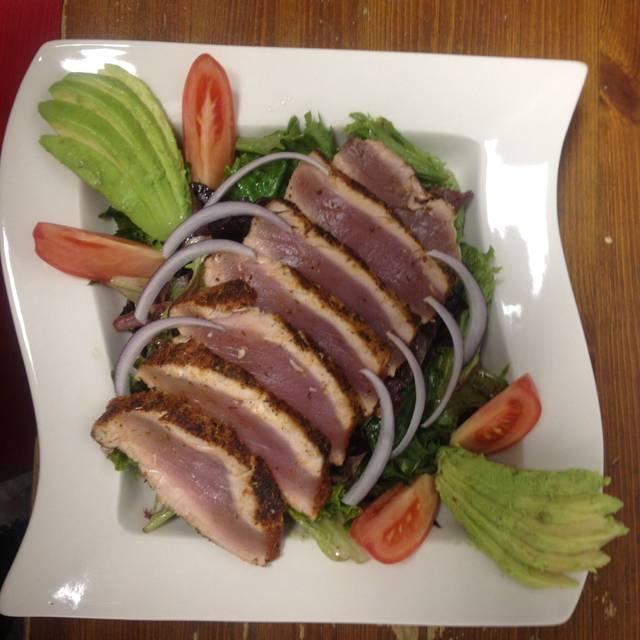 Entree Salad - Tapped Gastropub, Virginia Beach, VA