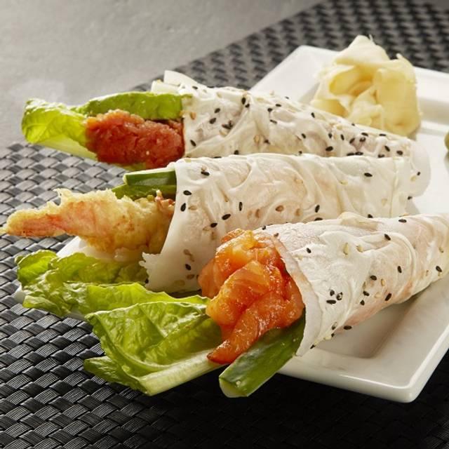 Reg Hand Rolls - RA Sushi Bar Restaurant - San Diego, San Diego, CA